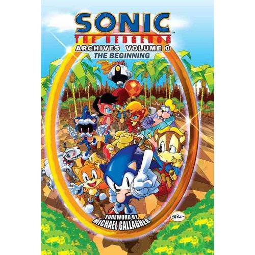 Sonic the Hedgehog Archives 0: The Beginning