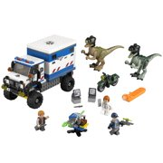 LEGO Jurassic World Raptor Rampage