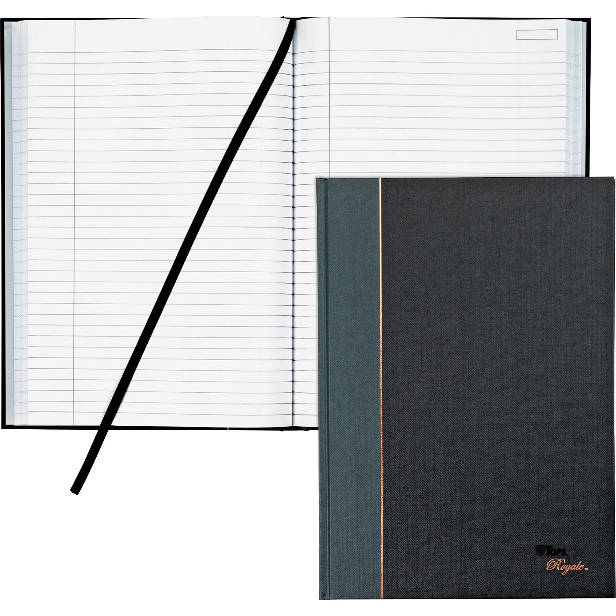 TOPS, TOP25232, Royal Executive Business Notebooks, 1 Each