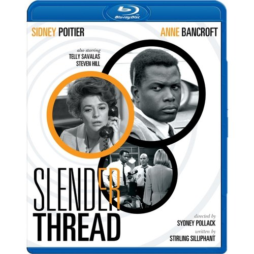 The Slender Thread (1965) (Blu-ray) (Anamorphic Widescreen)
