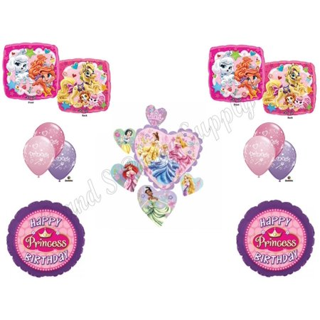 Palace Pets XL Disney Princess Birthday Balloon Decorations Supplies - Palace Pets Birthday Party