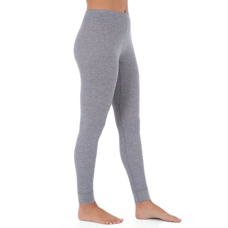 Fruit of the Loom Women's and Women's Plus Waffle Thermal Undewear Pant ()