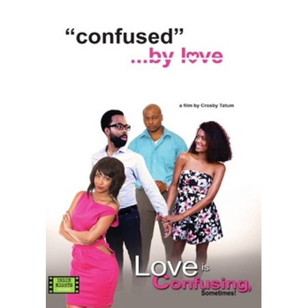 Confused By Love (DVD) (Jordan 11 Low White Black Release Date)