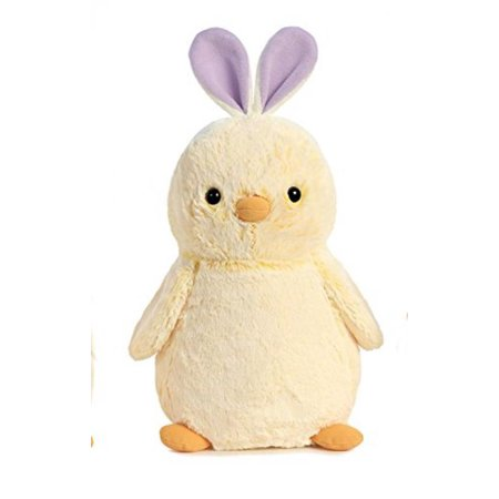 - PomPom Chick with Purple Bunny Ears 11.5