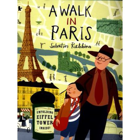 A Walk in Paris (Paperback) (Best Walks In Paris)