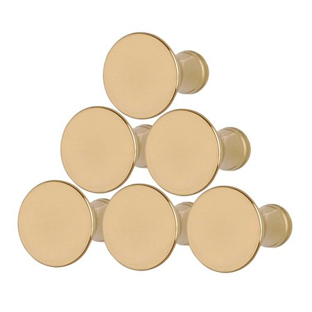 Solid Brass Dimmer Knob (1