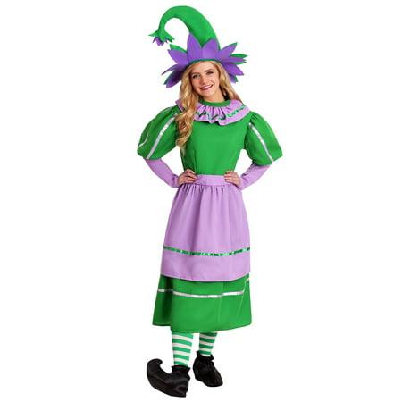 Plus Size Munchkin Girl Costume](Girls Plus Size Costumes)