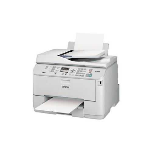 Epson WorkForce Pro WP-4590 Color All-in-One Printer - up to 16 ppm, Duplex, Wireless & Ethernet Networking - C11CB31201
