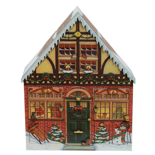 Byers' Choice Christmas House Advent Calendar - Walmart.com