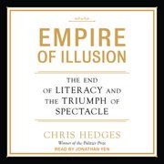 Empire of Illusion - Audiobook