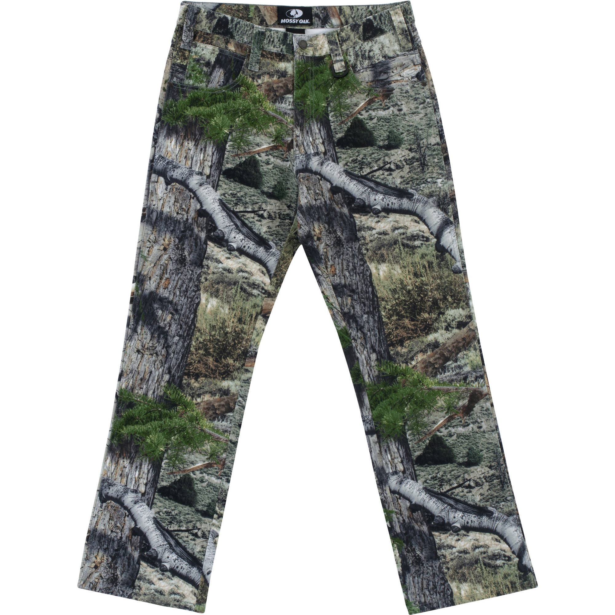 Mossy Oak Men's 5-Pocket Pants, Available in Multiple Patterns