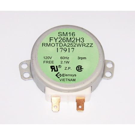 New Oem Sharp Microwave Turntable Motor Originally Shipped With R1514 R 1514