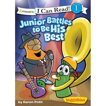 Junior Battles to Be His Best - eBook