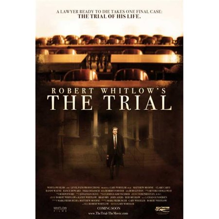 Posterazzi MOVGB84901 The Trial Movie Poster - 27 x 40 in