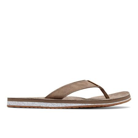 New Balance M6078BRGM: Classic Men's Thong Sandal