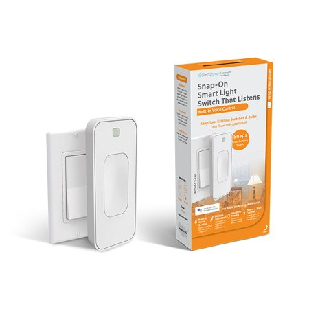 Swell Switchmate Slim Voice Activated Wire Free Smart Switch No Hub Wiring 101 Capemaxxcnl