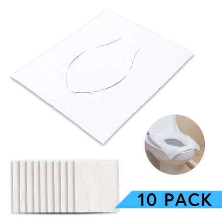 Paper Toilet Seat Covers Travel Size Disposable