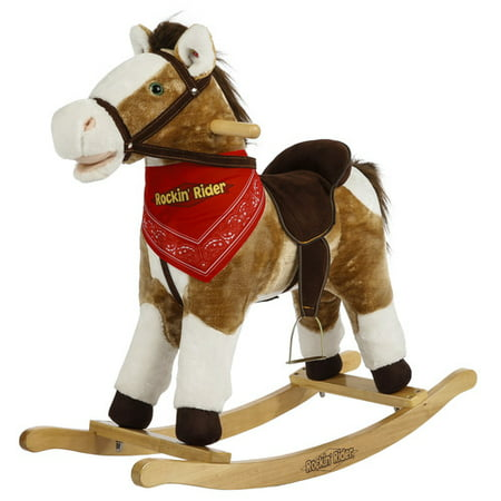 Classic Heirloom Rocking Horse (Rockin' Rider Henley Rocking Horse )