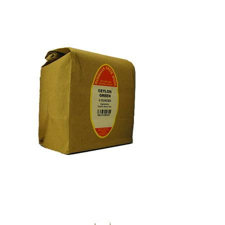 (Marshalls Creek Spices LOOSE LEAF TEA (3 Pack) Ceylon Green, OP Tea 4 oz)