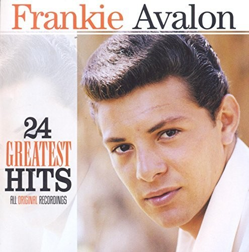 Frankie Avalon 24 Greatest Hits [CD] by