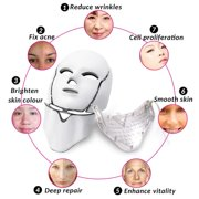 LED PHOTON THERAPY FACE & NECK MASK