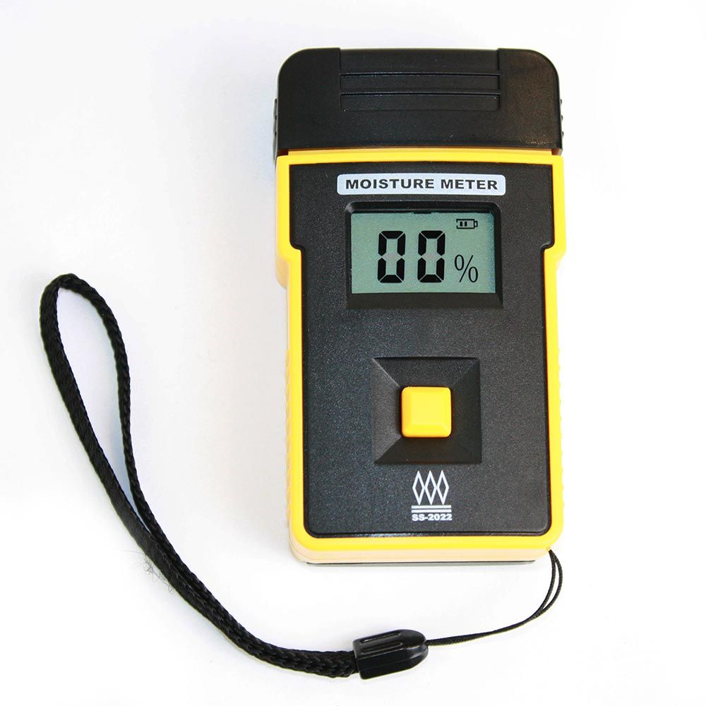 Superior Electric T2000 Pin Type Moisture Meter Range 5~45% Digital Display by Superior Electric