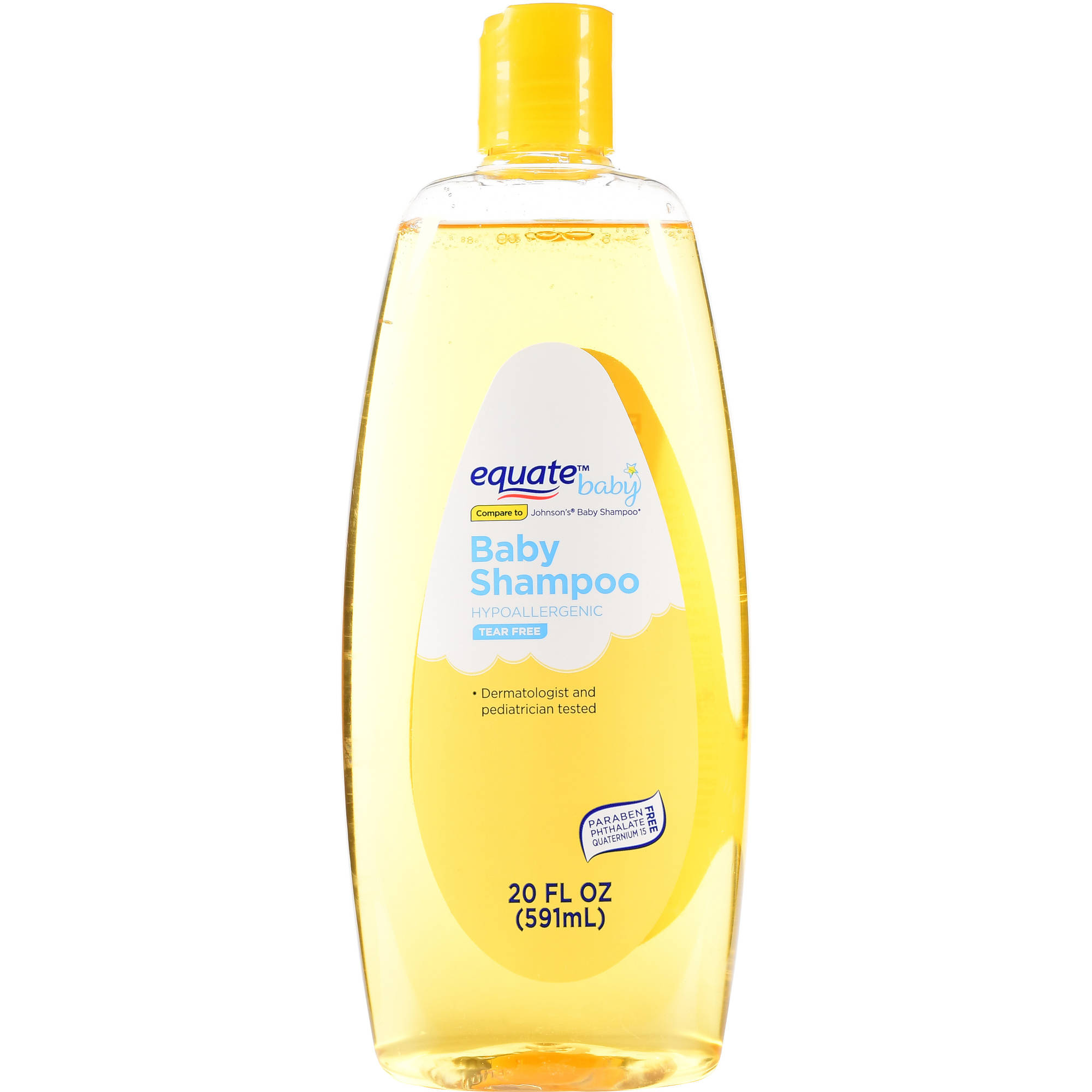 Best Natural Baby Shampoo