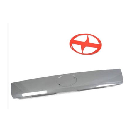 For DS11H5S 1H5 Gray 05-10 Scion tC Handle Tailgate Hatch Rear Door Garnish 05 06 07 08 09 10 ()