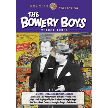 The Bowery Boys: Volume 3 (DVD)