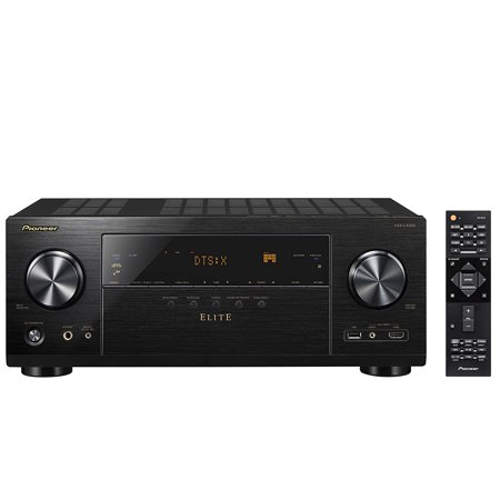 Pioneer Elite 7.2-ch Network AV Receiver Dolby Atmos & DTS:X 4K Ultra HD HDR - VSX-LX302