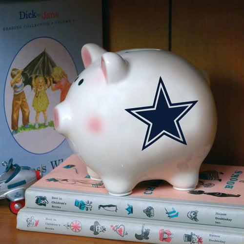 NFL - Dallas Cowboys Logo Piggy Bank