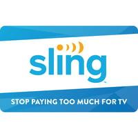 Sling TV eGift Cards