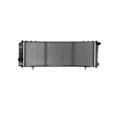 - Front Radiator Assembly for 87-90 Jeep Cherokee, Comanche, Wagoneer