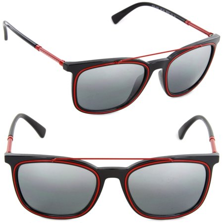 be3985340cc59 Versace - Sunglasses Versace VE 4335 GB1 88 BLACK - Walmart.com