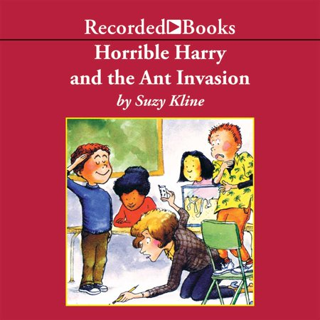 Horrible Harry and the Ant Invasion - Audiobook