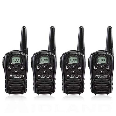 Midland LXT118VP Xtra Talk, 22 Channels Two Way Radio, 4