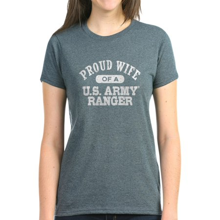 Cafepress Cafepress Army Ranger Wife Women S Dark T Shirt