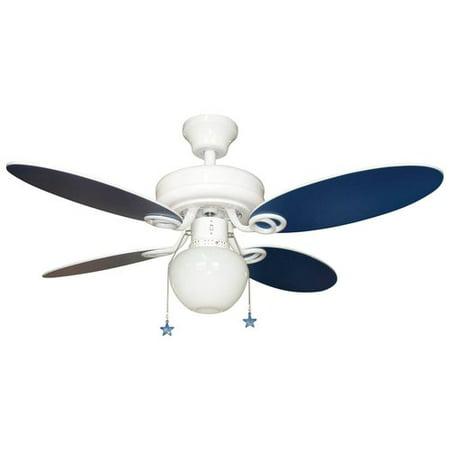 Juvenile 42 dual mount ceiling fan bluepink walmart juvenile 42 dual mount ceiling fan bluepink aloadofball Choice Image