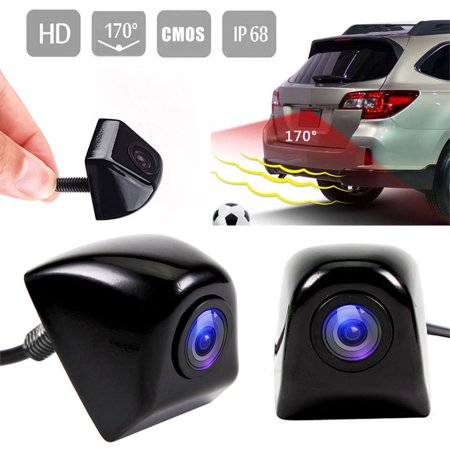 EEEkit Backup Camera Night Vision- Car Rear View Parking Camera - Best 170° Wide View Angel - Waterproof Reverse Auto Back Up Car Backing Camera - High Definition - Fits All (Best Car Parking Games)