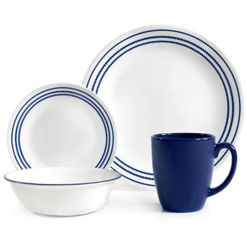 Corelle 16-Piece Livingware Dinnerware Set