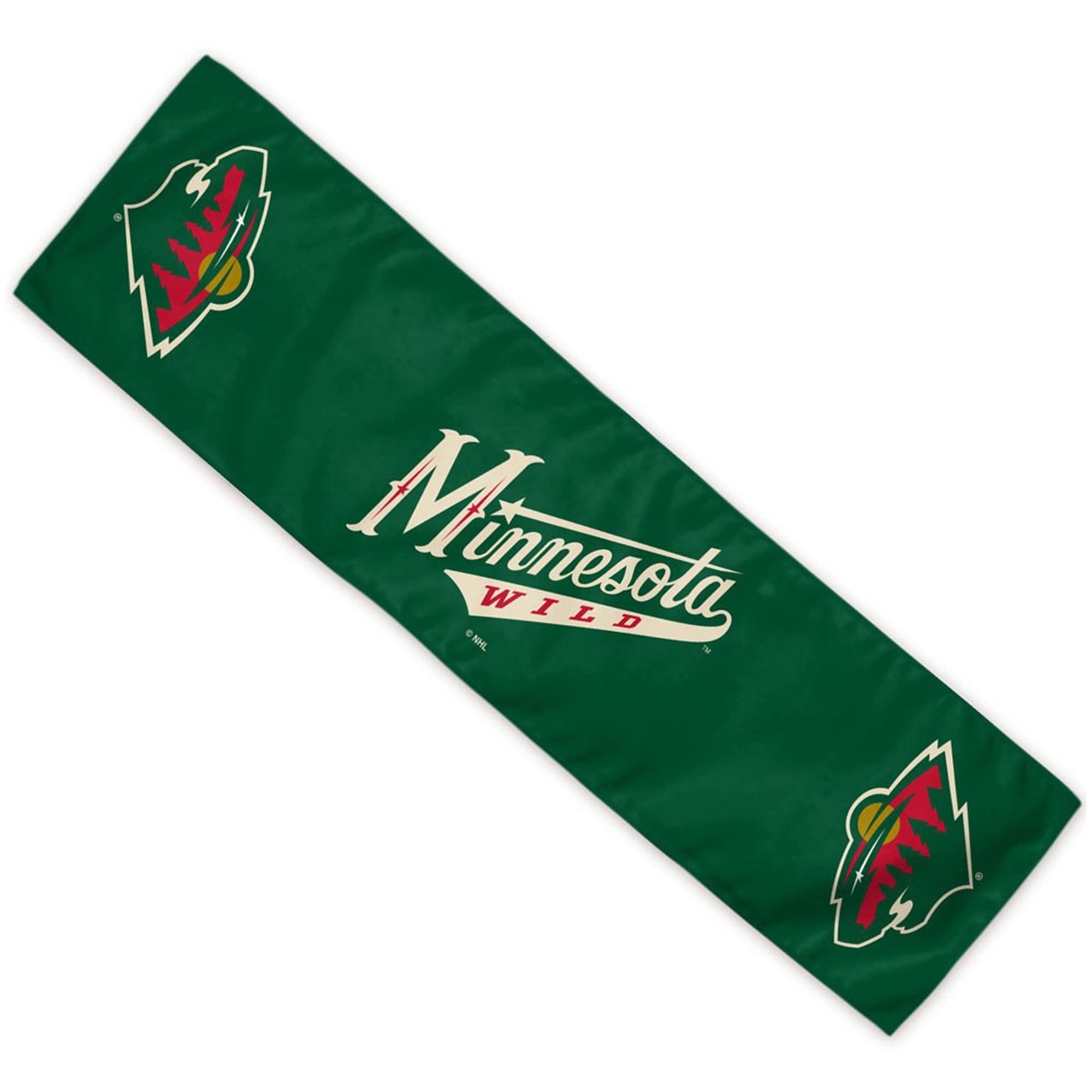 "Minnesota Wild WinCraft 8"" x 30"" Cooling Towel - No Size"