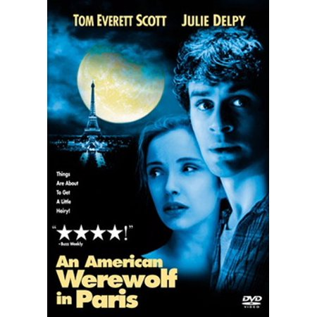 An American Werewolf In Paris (DVD)