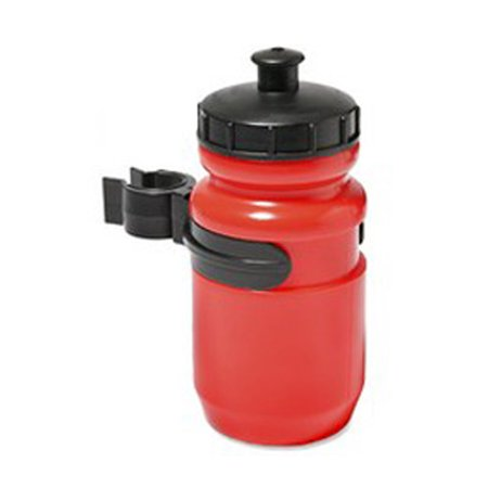 CYCLONE KIDS CLIP-ON BOTTLE RED