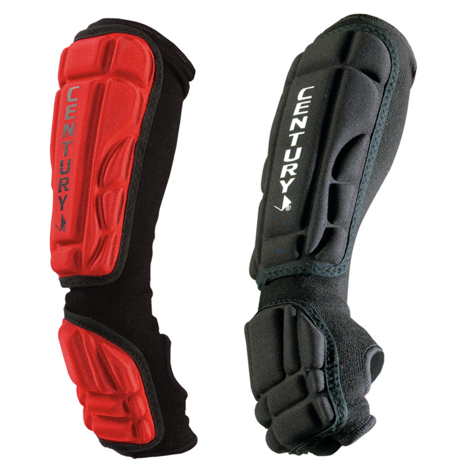 Century Hand Forearm Guards Black Large