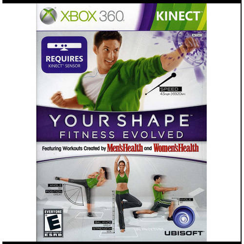 Your Shape: Fitness Evolved Kinect (Xbox 360) - Pre-Owned