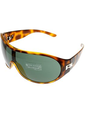 66e93dc1dd Product Image Ralph Lauren Sunglasses Unisex 100% UV Protection RL8003  506871 Tortoise Shield Size  Lens