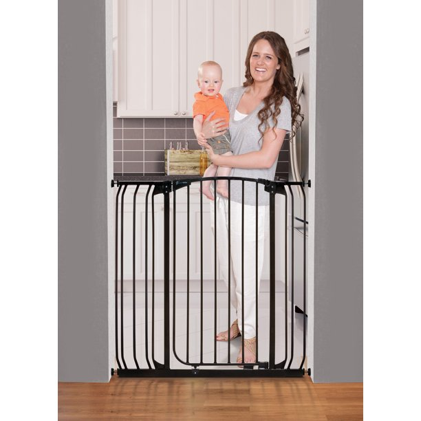 "Dreambaby® Chelsea Extra Tall Auto-Close Metal 28""-42.5"" Baby Gate"