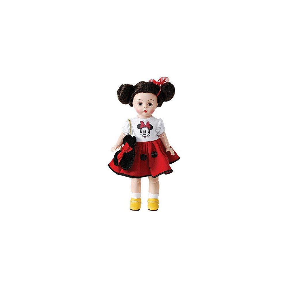 "Madame Alexander Minnie Rocks The Dots Doll, 8"" by"