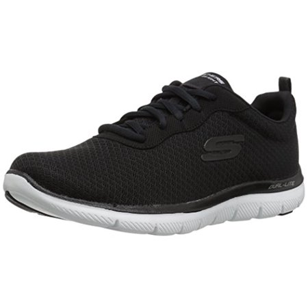 skechers shoes womens black