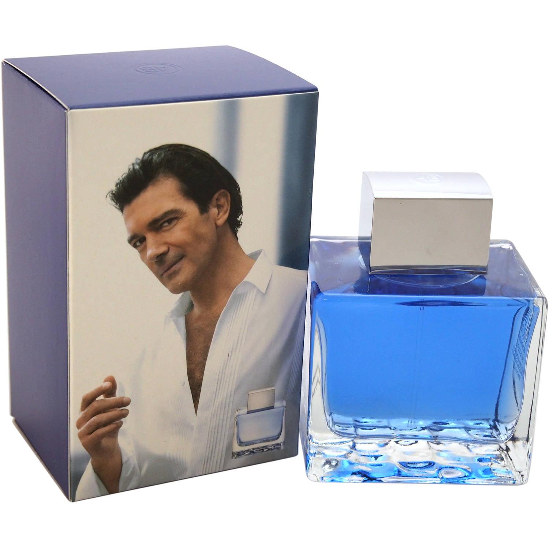 Antonio Banderas Blue Seduction EDT Spray, 3.4 fl oz